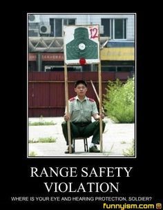 Range safety