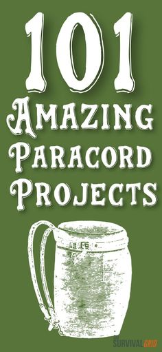 Camping diy survival paracord projects new Ideas Survival Project, Survival Blog, Survival Skills, Survival Hacks, Survival Quotes, Survival Gear, Parachute Cord Crafts, Earthquake Kits, Paracord Projects