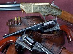 A Gunslinger's Tale- An old Cowboy in a New world.