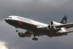 Lockheed L-1011 - British Airways