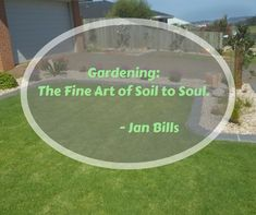 Gardening Quote  #gardening