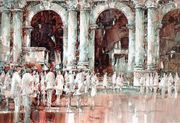 The 37th annual Traveling Exhibition of the Ohio Watercolor Society will be on display at the Medina Library Monday through Jan. 18.