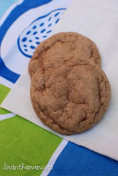 Brown Sugar Cookies Plus more cookie recipes that are not pinable