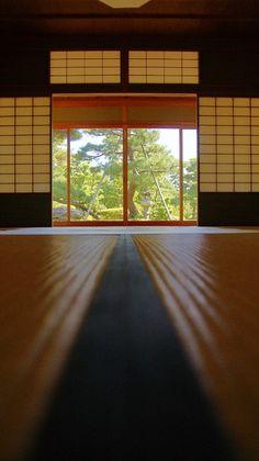 日本家屋、和室/Japanese tatami room