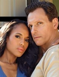 "One of the most beautiful couples on TV...despite their ""issue"" lol"