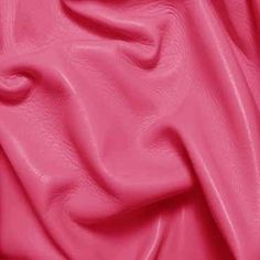 Pink leather, a big plus in your wardrobe, realize that dream of being a pink lady minus John Travolta ;)