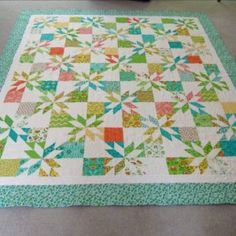 Easy Hunter Star | Quiltsby.me