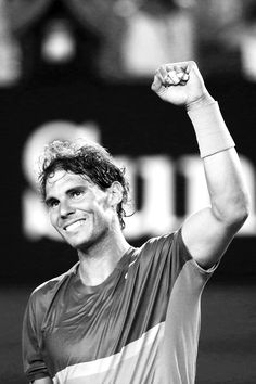 2014 Australian Open; Quarterfinals - Rafael Nadal (ESP) vs. Grigor Dimitrov (BUL)