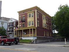 326 Main St, Geneva, NY 14456 | MLS #R1347680 | Zillow Geneva Ny, Oak Trim, Historic Architecture, Two Bedroom Apartments, 10 Year Old, One Bedroom, Maine, Brick, Home And Family