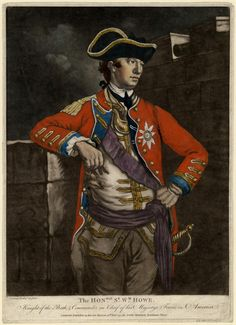 William Howe - The British general at the 1776 Battle of New York.  Timeline tampering changed him from smart and fast to slow and stupid.