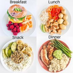 Who wants to have a day of food like this everyday?⠀⠀ .⠀⠀ FREE 1-WEEK MEAL PLAN IN OUR BIO⠀⠀ .⠀⠀ Follow us (@simplyfitsociety) for more⠀⠀…