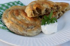 In Bosnia and neighboring countries phyllo dough(orignallyjufka –read yoofkah)is often made forpastries such as pita/burek or baklava. Even though phyllo can be bought at the store or ba…