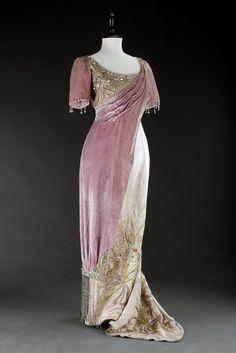 Evening Dress 1908