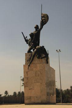 Baghdad Iraq Baghdad Iraq, Statue Of Liberty, Travel Photos, Liberty Statue, Travel Pictures, Travel Photography