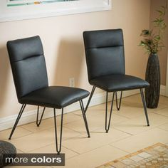Shop for Christopher Knight Home Lewisville Dining Chair (Set of 2). Get free shipping at Overstock.com - Your Online Furniture Outlet Store! Get 5% in rewards with Club O!