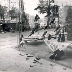 Etalage Ket 1960 Nieuwestad