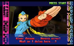 Cammy W. Street Fighter Alpha 3, Thick Skin, Comic Books, Memories, Comics, Collection, Memoirs, Souvenirs, Cartoons