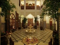RENOVATED RIAD IN MARRAKECH