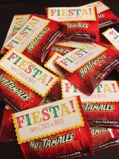 Cinco De Mayo Treats // Free Printable // Rae of Sparkles Teacher Appreciation Week, Appreciation Gifts, Teacher Gifts, Employee Appreciation, Coworker Birthday Gifts, Gifts For Coworkers, Taco Party, Fiesta Party, Cumpleaños Diy