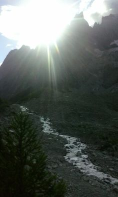 Monte Bianco. Italy, home :)