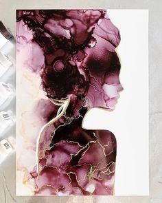 Acrylic Painting Acrylic Pouring 100 Acrylic Paint Heavy Body Acrylic Paint Abstract Acrylic Painting On Canvas Abstract Fluid Painting Acrylic Art - Ink Painting Acrylic Pouring Art, Acrylic Resin, Diy Resin Art, Alcohol Ink Painting, Alcohol Ink Art, Alcohol Ink Crafts, Abstract Canvas, Acrylic Painting Canvas, Painting Abstract