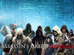 #assassinscreed #assassins #ubisoft #assassinscreedmovie #aguilardenerha #assassinscreed #assassins #creed #assassin #ac #assassinscreeed2 #assassinscreedbrotherhood #assassinscreedrevelations #assassinscreed3 #assassinscreedblackflag #assassinscreedrogue #assassinscreedunity #assassinscreedsyndicate #altairibnlaahad #ezioauditore #connorkenway #edwardkenway #arnodorian #jacobfrye #eviefrye #pc #xbox #playstation #GeekVerse