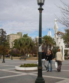 Santa Rosa Square (Plaza de Santa Rosa) | Santa Rosa | La Pampa | Argentina