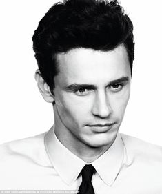 James Franco or James Dean? Resemblance is uncanny as star poses ...WOW