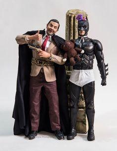 La vida secreta de los superhéroes: juguetes por Edy Hardjo