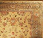 NEW POTTERY BARN wool gold hanan  RUG 5 x 8  price drop