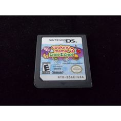 Cooking Mama 3 Shop & Chop 2009 Nintendo DS DSL DSi Video Game Cartridge Listing in the Video Games,Video & Computer Gaming Category on eBid United States | 167273306  #CookingMama3 #ShopAndChop #Nintendo #DS #DSL #DSi #VideoGames #eBid