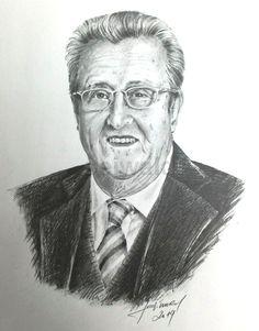 Luis Seiwald - Porträt - Bleistiftzeichnung - 2014