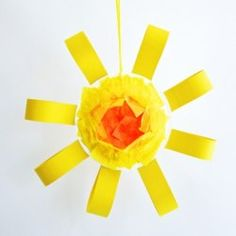 http://onecharmingparty.com/2012/06/27/summer-crafts-for-kids/