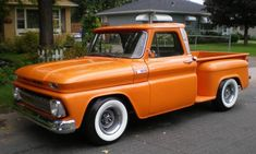 1965 Chevy Truck.......if i ever win the lotto! Sweet :)