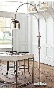 Arc Floor Lamp - Regina-Andrew Design