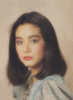 美艷奪目~林青霞 Brigitte Lin