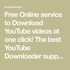 Free Online service to Download YouTube videos at one click! The best YouTube Downloader supporting fast and easy vimeo, Facebook and Dailymotion video Download and much more! Mom Song, Video Search Engine, Telugu Movies Download, I Am Legend, Facebook Support, Best Horror Movies, Popular Sites, Watch Cartoons, Video Site
