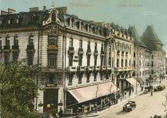 Bucarest, Hotel Princiar.