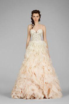 Lazaro Wedding Dress Fest!