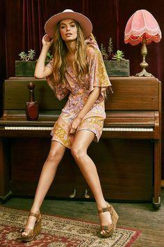 Lolita Cutout Mini Dress | Spell Designs | Covetboard