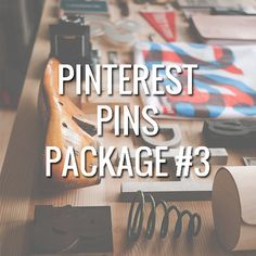 Pinterest Package 3 by CeeMeBe on Etsy
