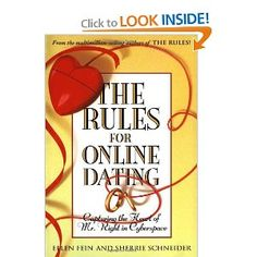 The Rules for Online Dating | Book by Ellen Fein, Sherrie ...