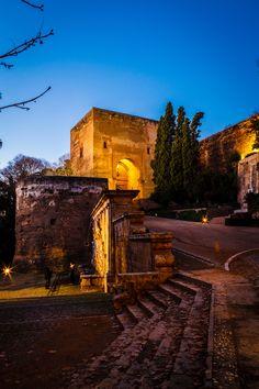 Puerta de la Justicia por Jesús Ruiz, Granada  Spain