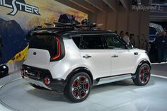 The 2017 KIA Soul is the featured model. The 2017 Kia Soul Trail'ster E-AWD image is added in the car pictures category by the author on Jul Citroen Ds5, Chevy Avalanche, Kia Motors, Rims For Cars, Kia Soul, Honda Cr, Future Car, Car Pictures, Dream Cars
