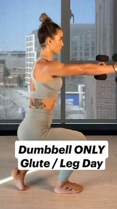 Gluteus Workout, Abs And Obliques Workout, Slim Waist Workout, Dumbbell Workout, Butt Workout, Step Workout, Gym Workout Tips, Workout Challenge, Workout Videos
