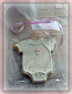 cute christening favors