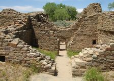 Aztec Ruins In New Mexico - Download From Over 62 Million High Quality Stock Photos, Images, Vectors. Sign up for FREE today. Image: 21110829