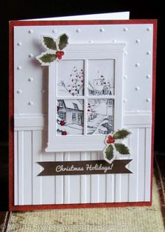 DOORS WINDOWS /& WINDOW SCENES CRAFT CD CARD MAKING