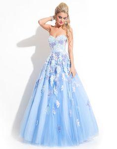 Rachel Allan - 6818 - Prom Dress - Prom Gown - 6818 #FormalApproach