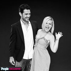 Say 'TV!' See Who's Having Fun at the TCAs | RYAN PAEVEY & KIRSTEN STORMS | Paevey gets a laugh out of General Hospital costar Storms, who can hardly contain her excitement on Monday.